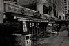 on 3rd avenue (V-A-B) Tags: blackwhite film analog trix400 diafine nikonfe manhattan newyorkcity 3rdavenue diner street