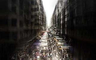 Hong Kong Market Street Overlay