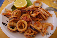Fritto misto...Buon appetito!!! (Biagio ( Ricordi )) Tags: pesce cibo food