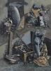 Nata (Palinsesti Arte Contemporanea) Tags: contemporaryart artecontemporanea rassegnad'artecontemporanea sanvitoaltagliamento friuliveneziagiulia installation palinsesti nata acrilico pittura