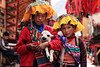 Pisac, Sacred Valley, Cusco - Peru (Marie Lisch) Tags: sacred valley valle sagrado vallée sacrée cusco tenture tradition traditional