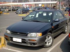 Subaru Impreza 2.2 Sport Wagon AWD 1997 (RL GNZLZ) Tags: subaruimpreza awd wagon subaru impreza 22 sportwagon 1997