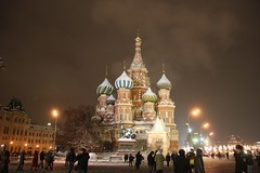 Moscow, Russia (AndreyFilippov.com) Tags: moscow russia winter christmas snow square city night red new year background fair kremlin light road frost cold building street forest landscape town decoration ice illumination tree sky holiday season architecture travel xmas center white