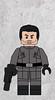 DJ (First Order Disguise) (Ashnflash98) Tags: lego star wars last jedi tlj dj dont join minifigures
