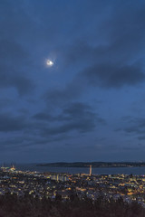 Dundee Law (Callum C. Laird) Tags: dundee city cityscape scotland sky law the landmark scottish angus perthshire north sony alpha