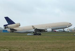 International Aerospace Group (Ex Saudi Arabian Cargo) MD-11F N776ML (Ex HZ-ANC)