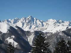 Guzet-Neige (Ariège) (PierreG_09) Tags: ariège pyrénées pirineos couserans hiver neige montagne ski guzet montvalier