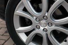 Peugeot 508-20 (gabrielgs) Tags: peugeot 508 peugeot508 car drive photography photoshoot vehicle luxurious 2012 auto scheveningen fotoshoot carshoot black francecar frenchcar france fifthgear