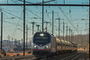 The day after the New Year. Newark, Delaware. This is the New Years Crescent enroute to New York City NYP. (Krtz07) Tags: sigma 70200 sigma70200