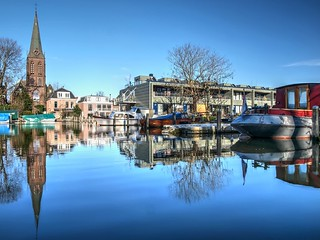 Kleine Haven a.d. Nieuwendammerdijk / Kade