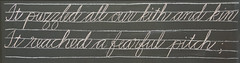 ARNE5618 (ArneKaiser) Tags: 3rdgrade boarddrawings hws haleakalāwaldorfschool mrkaisersclass chalk chalkart chalkboard chalkdrawings