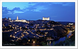 Toledo en la hora azul
