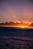 Maui Sunset (Dan Warkentin) Tags: maui sunset travel pacific ocean water rays sunlight