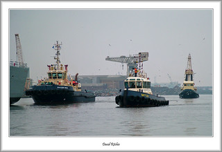 Clyde Tugs