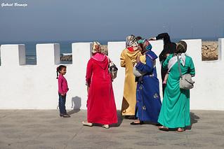 Parchís árabe - Asilah