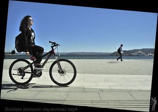 Bisiklete binmenin dayanılmaz keyfi