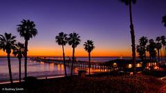 SC Pier (Rod.Smith7) Tags: lights landscape sanclemente beach nikon sunset pier nikon1735f28 d810 ocean
