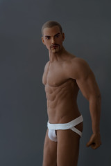 JockStrap (ZSToystory) Tags: muscle malec male man maleunderwear malemodel model damtoys homoerotic homo homme action actionfigure abs gayerotic naked gay bara yaoi gaykiss league tbleague gaycouple brief lgbt cock jockstrap dicl phicen phicenm33 nude underwear whiteunderwear dick erotica erotic penis leage figure guy hottoy hottoys hunk shirtless sixthscale kiss 16scale 6thscale portrait toy toys