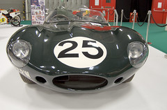 _DSC5584 (John McCulloch Fast Cars) Tags: green jaguar d type longnose