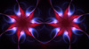 Owner of a lonely heart (Luc H.) Tags: abstract graphic graphism heart fractal red blue digital