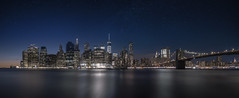 K I N G D O M (Dominique Richeux Photography) Tags: newyork ny nyc manhattan brooklyn bridge usa skyline waterscape cityscape eastriver river