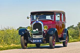 Chenard & Walcker 6CV Type Y6 1926 (0989)