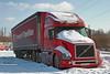 Volvo VNL  Р 957 СЕ 96 (RUS) (zauralec) Tags: город автомобиль улица транспорт грузовик екатеринбург volvo vnl р 957 се 96 rus yekaterinburg ulitsaletchikov
