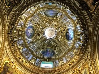 Dome of Cappella del Sacramento