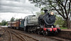 Loading Up (SJB Rail) Tags: c35 3526 steam trains railways railroads australia old sydney caves express nswrm thirlmere