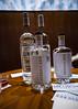 Seersucker Gin and Cinco Vodka (nan palmero) Tags: sanantonio texas unitedstates us thestanthonyhotel luxurycollectionhotel marriott starwood waldorfontheprairie sanantoniococktailconference sacc2018 cocktail cocktails gin vodka seersucker cinco