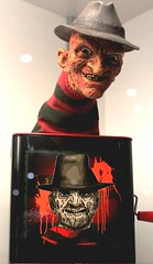 2017-Freddy Jack-in-a-Box at SDCC-01 (David Cummings62) Tags: sandiego ca calif california comiccon con david dave cummings 2017 dolls doll horror freddy nightmareonelmstreet movie movies jackinabox