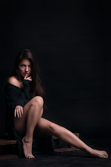 Elina (TRUE.panda) Tags: za zeiss carlzeiss a850 sony sonnart18135 portrait people actress model models girls