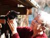 Sonenschein in Baden (arjuna_zbycho) Tags: austria österreich baden bei wien kurstadt album luftkurort stadt city miasto thermenregion biosphaerenparkniederösterreich rakousko wienerwald doblhoffpark rosengarten flussschwechat rzekaschwechat ella felix blackcat tuxedo tuxedocat kater hauskatze cat animal cute animals pets gato kitten feline kitty kittens pet tier haustier katzen gattini gatto chat cats