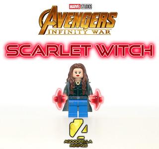 Scarlet Witch [MCU] [Infinity War]