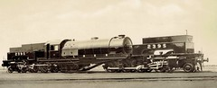 "London & North Eastern Railway - LNER ""Beyer Garratt"" type Class U1 2-8-0+0-8-2 steam locomotive Nr. 2395 (Beyer Peacock Locomotive Works 6209 / 1925) (HISTORICAL RAILWAY IMAGES) Tags: steam locomotive lner bp beyerpeacock gorton manchester garratt 2395 u1 br britishrail 69999"