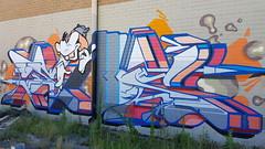 Sabeth... (colourourcity) Tags: streetartaustralia streetartnow streetart graffiti melbourne burncity awesome colourourcity nofilters letters burners burner colourourcitymelbourne sabeth sabs siloet s4be7h goofy disney