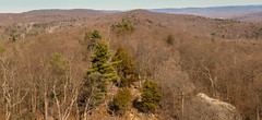 Pequannock Watershed (6 shot pano) (Dave Landry) Tags: winter northamerica flickr hiking westmilford newjersey places unitedstates pequannockwatershed twobrookstrail passaiccounty america us usa unitedstatesofamerica