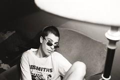 AA025 (2) (Natividar) Tags: thesmiths smiths alternative blackandwhite black white byn blanco y negro portrait ilford ilford400 ilfordpan400 pan 400 35mm 35mmfilm