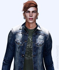 Hysteria of Lewis (AW02) Tags: sl secondlife photography avatars fashion