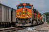 BNSF 4697 | GE C44-9W | BNSF Thayer South Subdivision (M.J. Scanlon) Tags: bnsf4697 ge c449w hmemntw bnsfhmemntw bnsf bnsfrailway bnsfthayersouthsub burlingtonnorthernsantafe burlingtonnorthernsantaferailway tree sky digital merchandise commerce business wow haul outdoor outdoors move mover moving scanlon mojo canon eos engine locomotive rail railroad railway train track horsepower logistics railfanning steel wheels photo photography photographer photograph capture picture trains railfan memphis tennessee