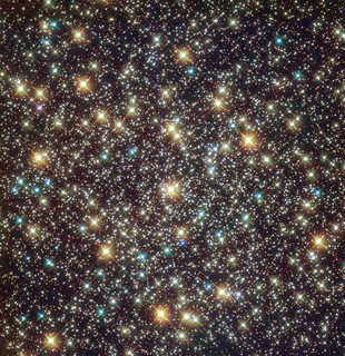 Ancient Globular Cluster, variant