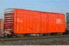 CN0030MW_GB_MarkhamON_260118 (Catcliffe Demon) Tags: canadiannational railways rosters freightcars wotw boxcar highcube cn maintenanceofway intermodal containertrains icg icgcentraliashops wagonsontheweb canadarailimages2018 ic illinoiscentral illinoiscentralgulf plugdoor