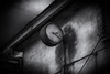 The ravages of time (www.streetphotography-berlin.com) Tags: clock watch old decay facade wall monochrome blackandwhite blackwhite fineart berlin street streetphotography symbol transience dark vintage