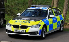 Cheshire Police BMW 330d Touring Roads Policing Unit ANPR Interceptor (PFB-999) Tags: cheshire police constabulary bmw 330d 3series touring estate roads policing unit rpu traffic car vehicle anpr interceptor lightbar grilles dashlight leds dk66acv