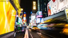 New York (r_suria) Tags: 1116 largaexposicion lightroom nikon nikond3200 nuevayork paisaje rubensuria timessquare timesquare tokina tokina1116 newyork estadosunidos us
