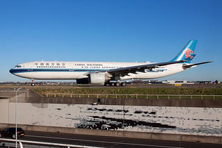 B-5965, Airbus A330-323, China Southern Airlines
