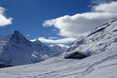 Matterhorn (corinne emery) Tags: zinal matterhorn cervin cervino mountain montagne exterieur paysage landscape suisse wallis valais neige cloud ciel nuage