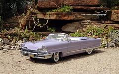 1956 Lincoln Premiere Convertible (JCarnutz) Tags: 124scale diecast danburymint 1956 lincoln premiere