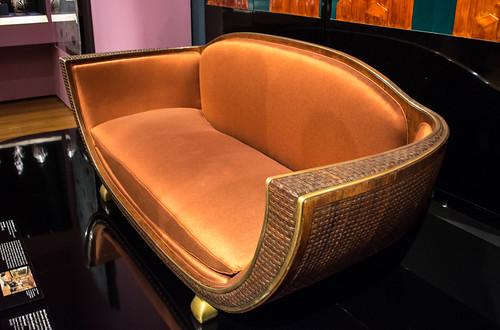 Canapé Gondole detail 02 - Marcel Coard