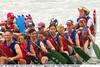 2017-05-28 0587 Taipei Dragon Boat Festival 2017 - Dajia Riverside Park (Badger 23 / jezevec) Tags: dragon dragonboat festival taiwan history culture travel tourism duanwufestival zhongxiaofestival 忠孝節 龍船節 龍舟節 端午节 端午節 龍舟 龙舟 龍船 龙船 taipei ֵ台北 臺北市 taipeh taןpeh ταϊπέι 타이페이 тайбэй 台北市 ტაიბეი تايبيه taibei đàibắc taipé tchajpej rowing sports boat barco шлюпка 배 ボート barca βάρκα bateau 小船 člun veneillä csónak łódź boating vessel photo picture image watersports watercraft asia tradition teamwork water 大佳河濱公園 dajiariversidepark